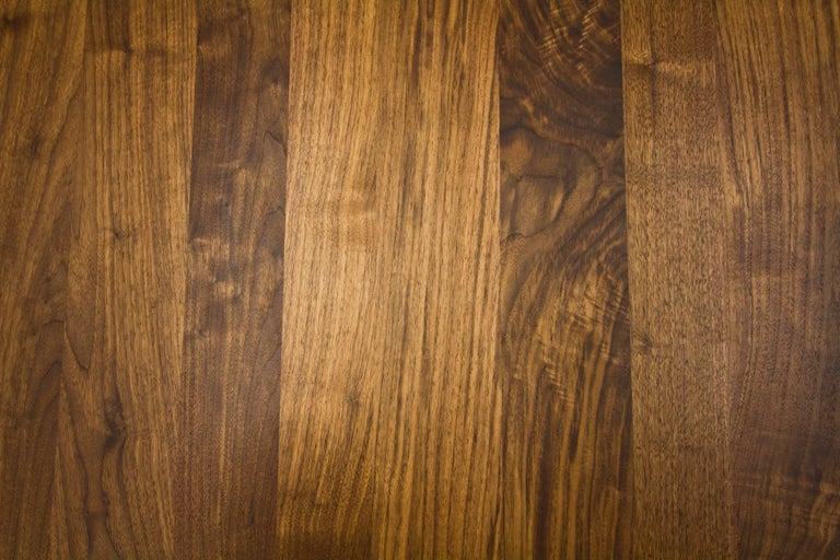 Facet Dining Table in Oiled Walnut by Davin Larkin for Wooda For Sale 2