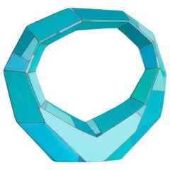 """Faceted Ring"" Sculptural Object by Ashley Hicks, 2019"
