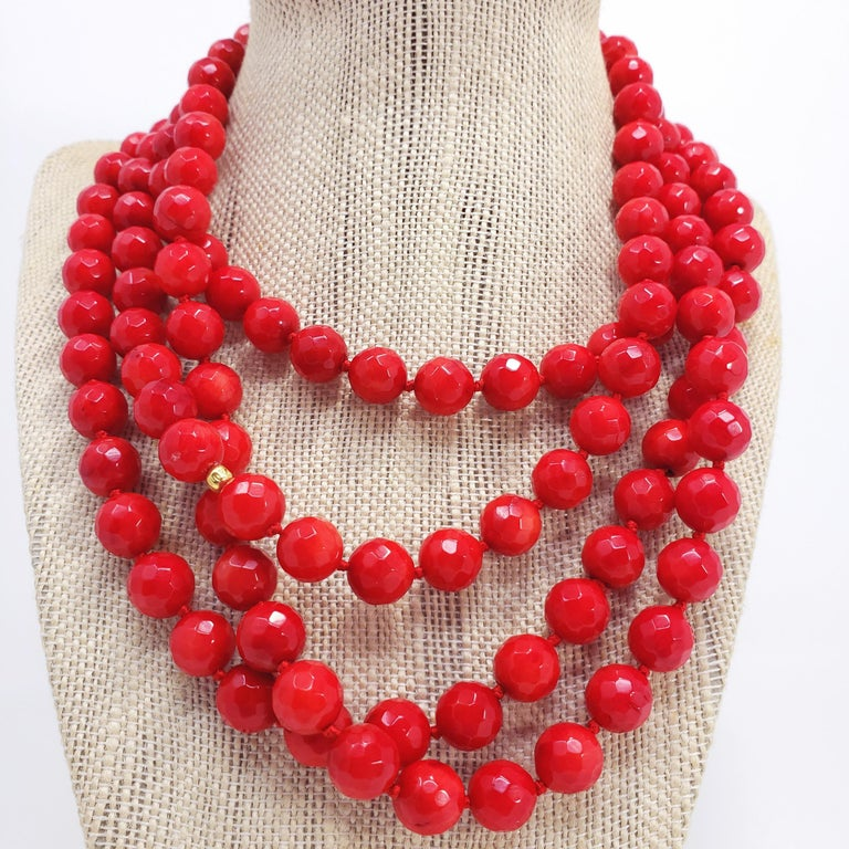 Natural Oriental Pearl Necklace