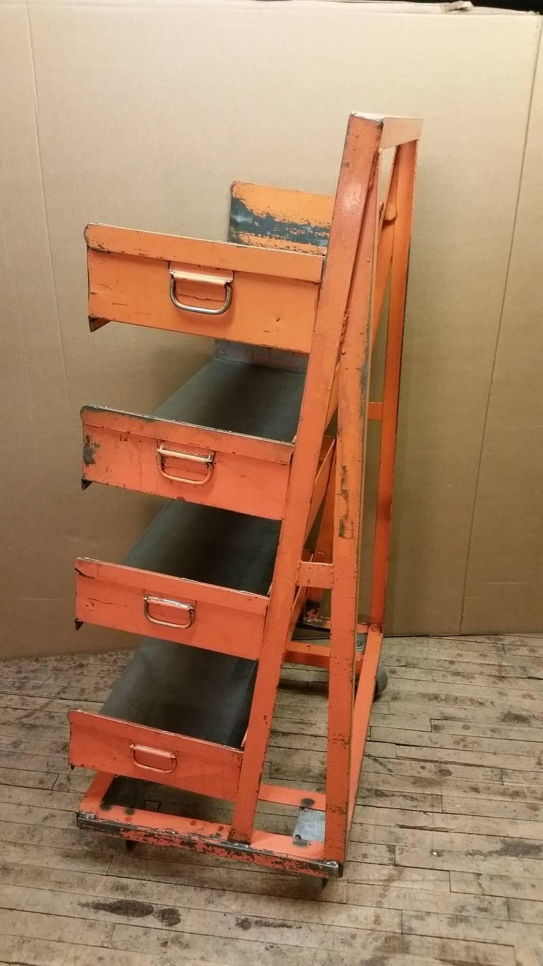 in esu to orange a shelf unit by heights than and comes various spacious product storage tall low en somewhat office charles sideboard from ch details wider vitra eames bookshelf ray the is