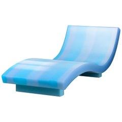 Ripple Chaise Lounge, Facture Studio