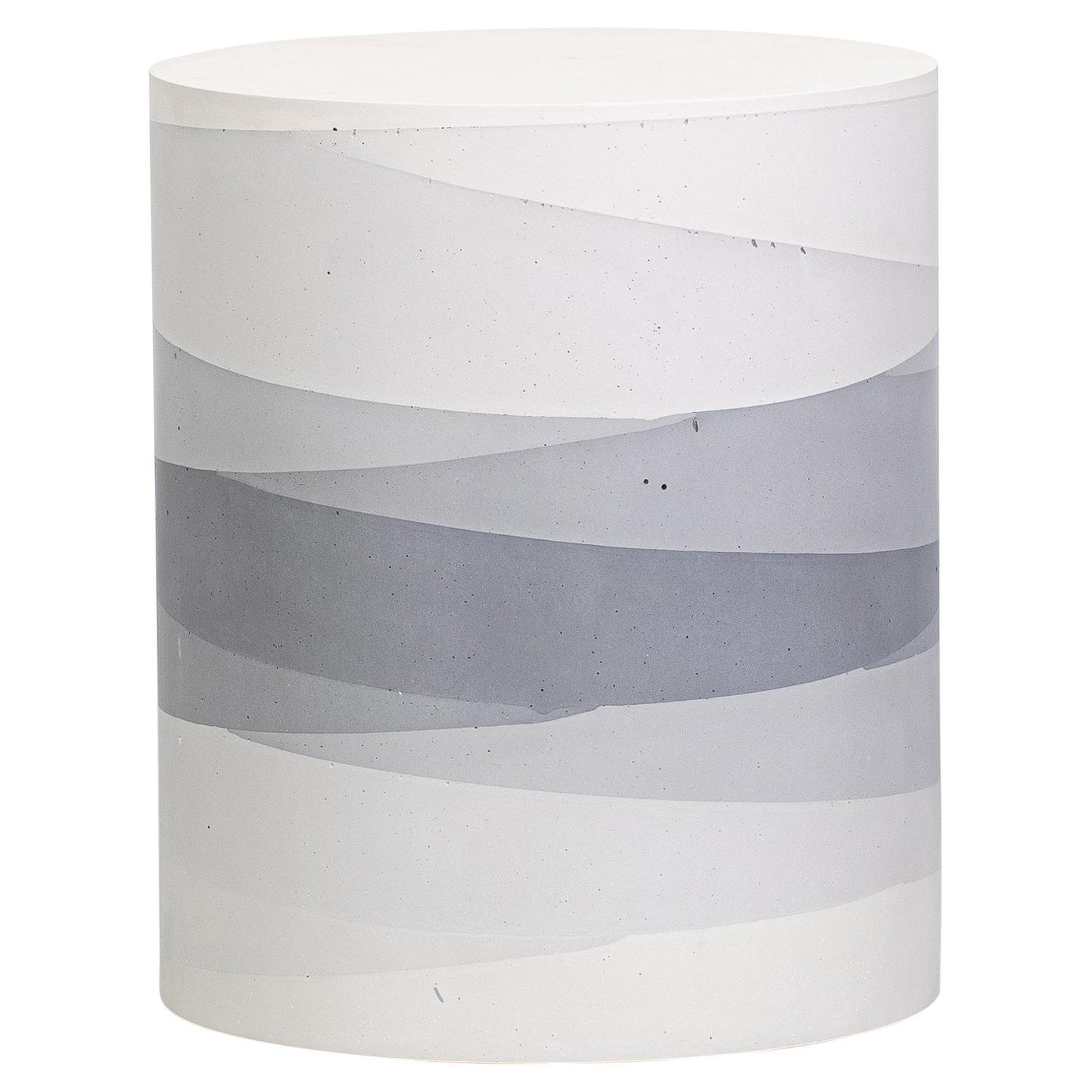Fade Drum, Grey Cement by Fernando Mastrangelo, 1stDibs, New York