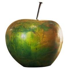 Faded Green Apple