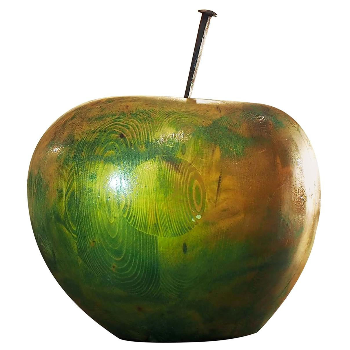 Faded Green Apple