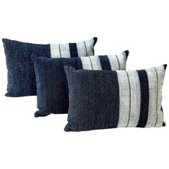 Faded Indigo Cushions