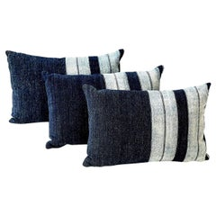 Faded Indigo Cushions
