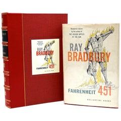 Fahrenheit 451 by Ray Bradbury, Signed First Edition, 1953
