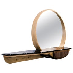 Fai M01 Entryway Wall Mirror Dark