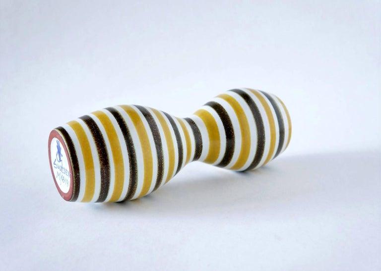Faience Faïence Vase by Stig Lindberg For Sale