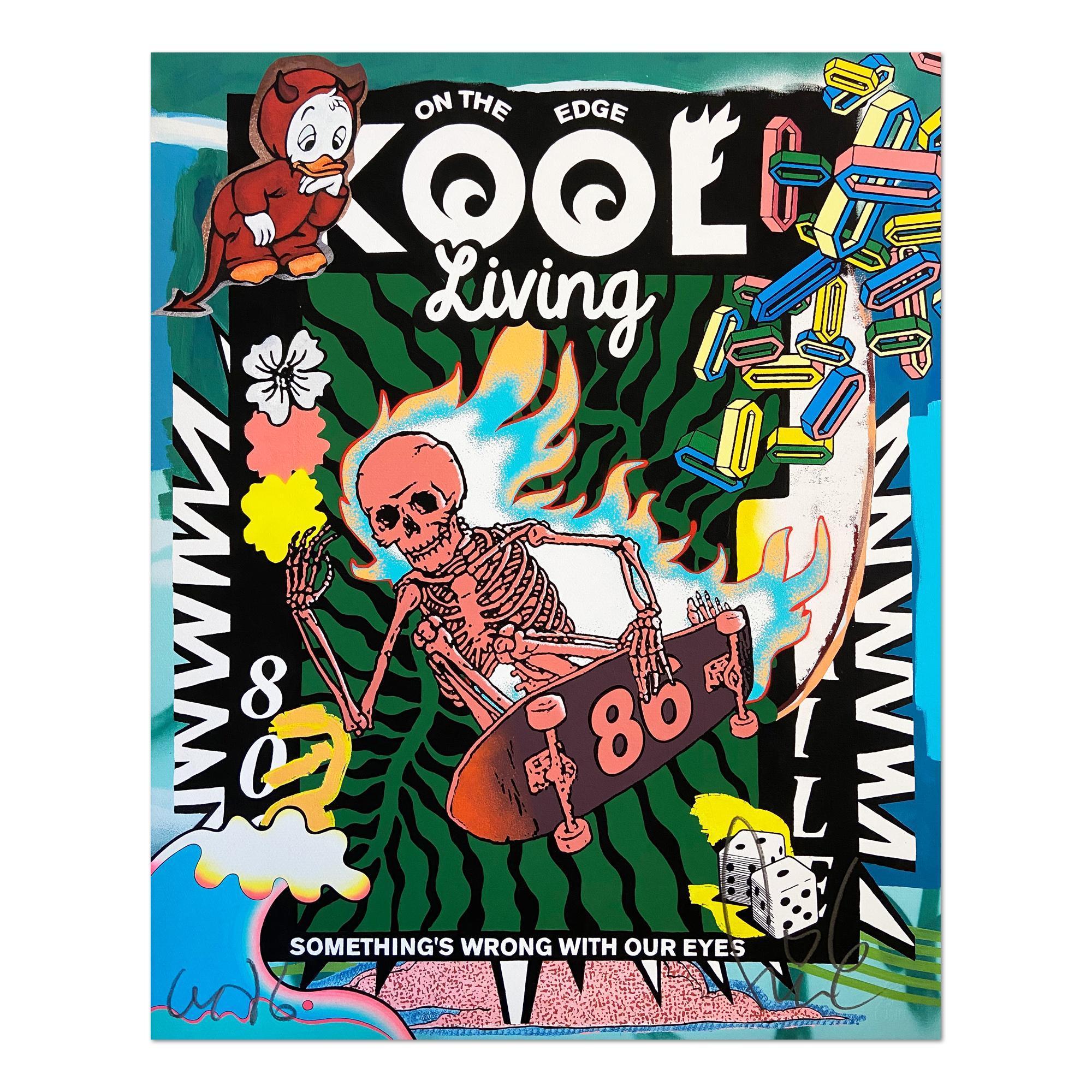 Kool Living, Street Art, Urban Art, Graffiti