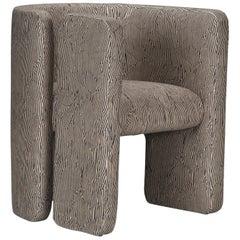 Fairfax Chair in Avant Black/Linen