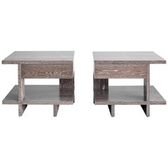 Fairfax End Tables by Orange Los Angeles