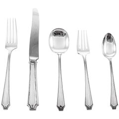 Fairfax Flatware Set 12/5 Settings