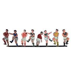 Fairground Scratch Built Arcade Figures