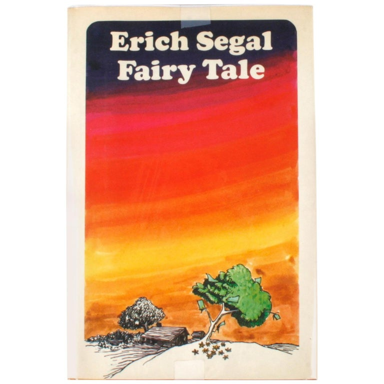 """""""Fairy Tale"""" by Erich Segal, Signed First Edition For Sale"""