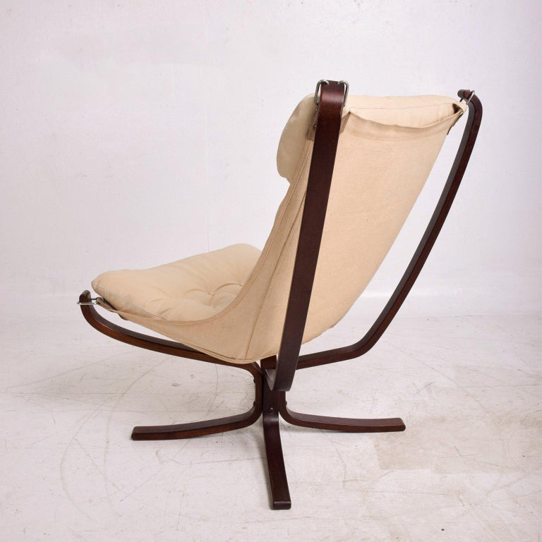 Norwegian Falcon Chair by Westnofa For Sale