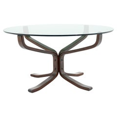 Falcon Coffee Table by Sigurd Resell for Vatne Møbler, 1970s