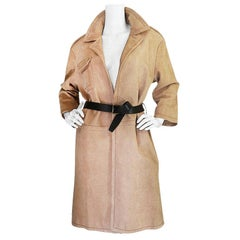 Beige Coats and Outerwear