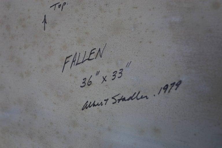 American 'Fallen' by Albert Stadler, 1979 For Sale