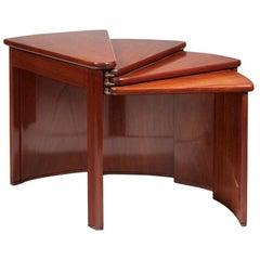 Fan-Shaped Table, Model MB106