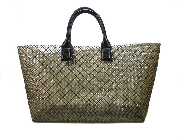 """If there is one bag that Bottega Veneta is well loved for, it has to be the coveted """"Cabat"""".  Every season, you will see a different variation of the """"Cabat"""" in different colors and patterns created by hand with the most exceptional  craftsmanship."""