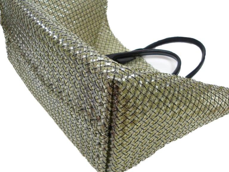 Women's FAN-TAS-TIC Edition Limited Bottega Veneta Crystal Tote Bag GM Size / Year 2012  For Sale