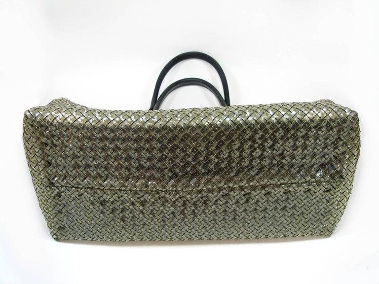 FAN-TAS-TIC Edition Limited Bottega Veneta Crystal Tote Bag GM Size / Year 2012  For Sale 3
