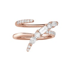 Fancy Cut Diamonds Ring Numerology Number 7