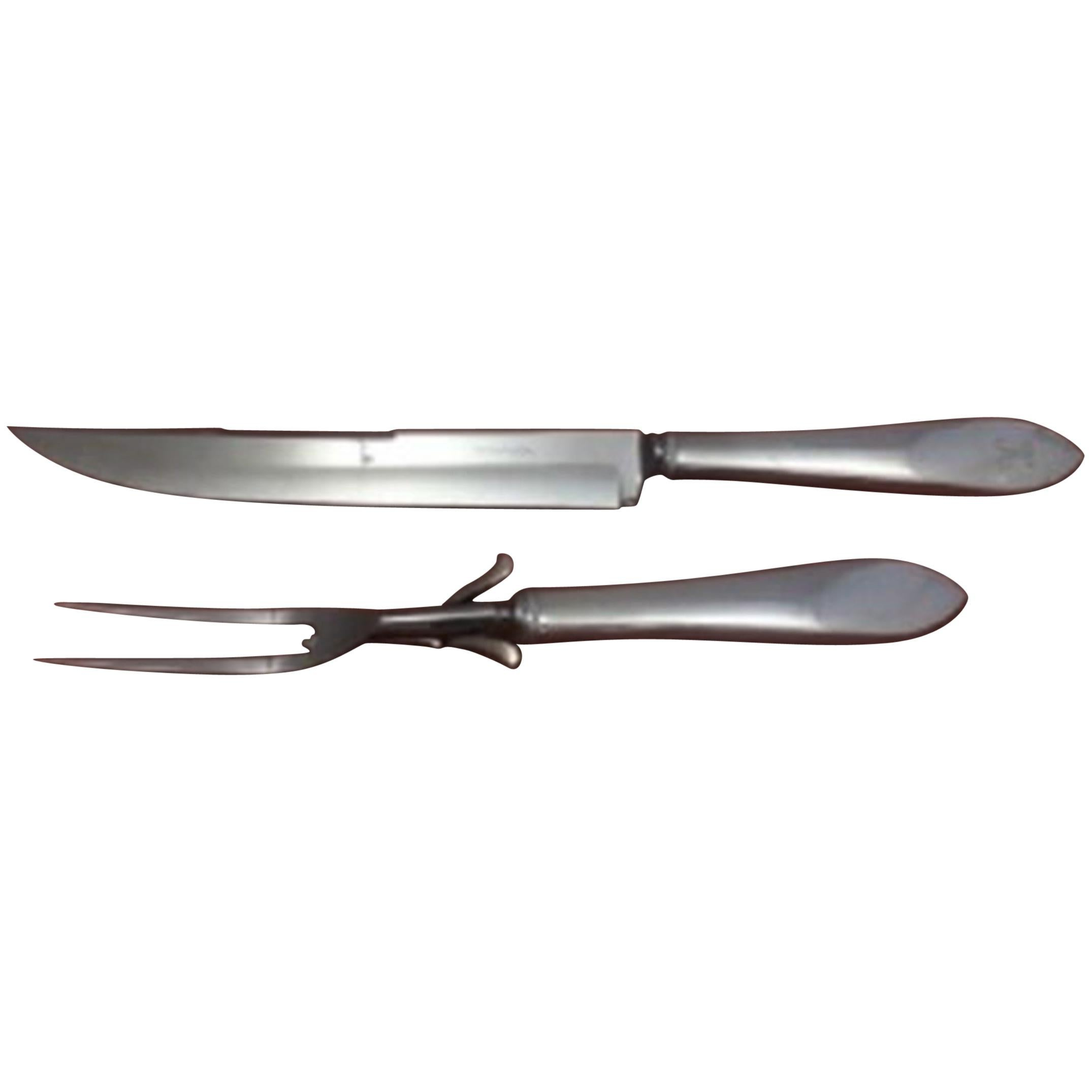 Faneuil by Tiffany & Co. Sterling Silver Roast Carving Set 2-Pc