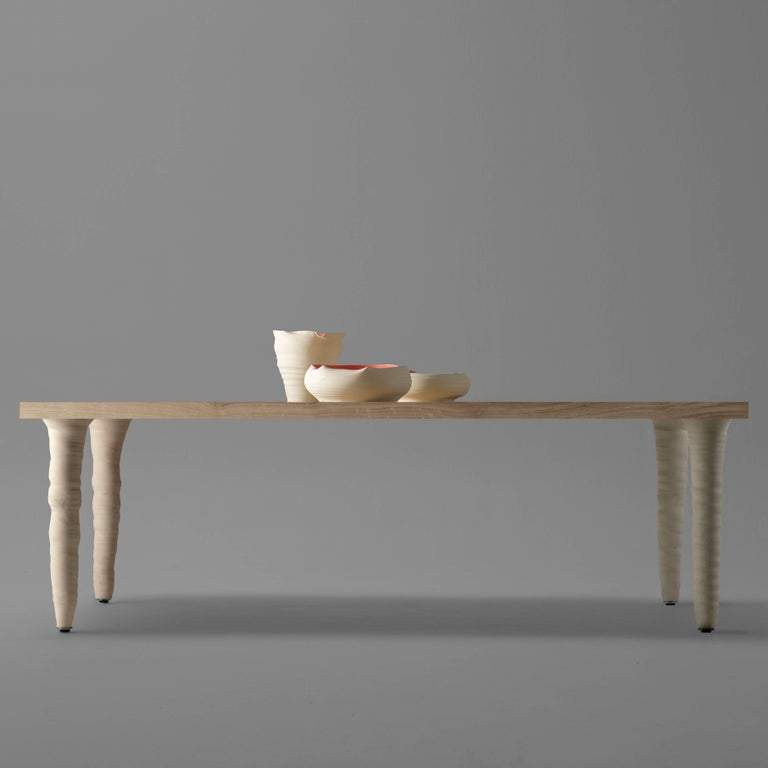 Spanish Fang Table by Xavier Mañosa For Sale