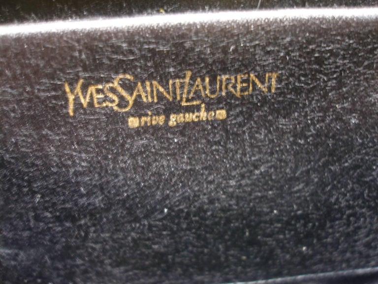 Fantastic & Collectible Era Tom Ford for YSL Beaded and Sequins Clutch  For Sale 5