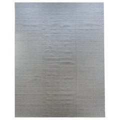 Fantastic Contemporary Indian Flat-Weave Rug