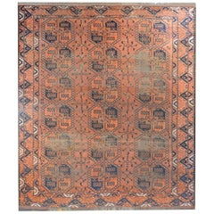 Fantastic Early 20th Century Ersari Rug