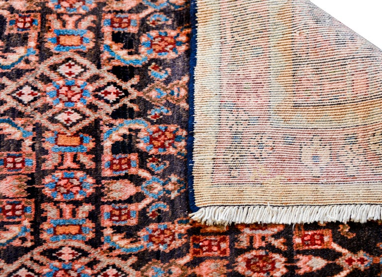 Mid-20th Century Fantastic Early 20th Century Hamadan Runner For Sale
