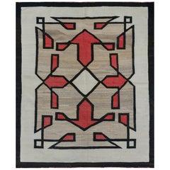 Fantastic Early 20th Century Navajo Rug