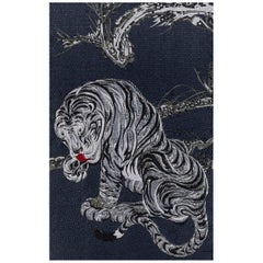Fantastic Fabric Tapestry Jakuchu Collection Tiger