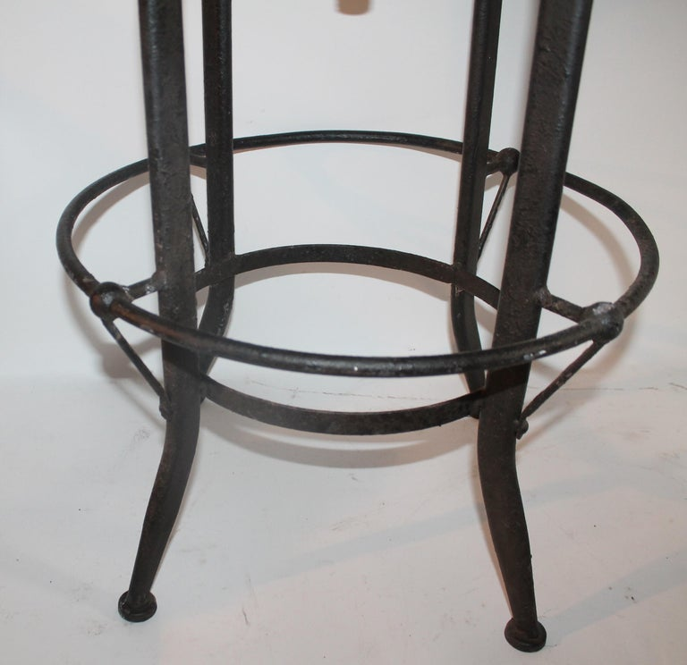 Fantastic Industrial Architect  Stool For Sale 1