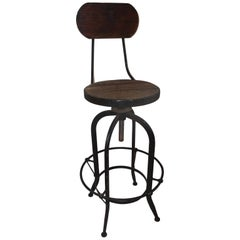 Fantastic Industrial Architect  Stool