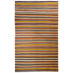 Fantastic Mid-20th Century Turkish Kilim Rug