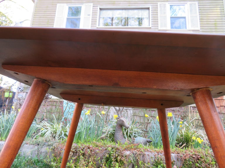 Fantastic Paul McCobb for Planner Group Mid Century Square Coffee Table For Sale 3