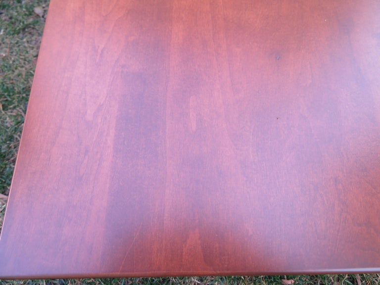 Fantastic Paul McCobb for Planner Group Mid Century Square Coffee Table In Good Condition For Sale In Pemberton, NJ