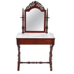 Fantastic Quality Victorian Mahogany Dressing Table