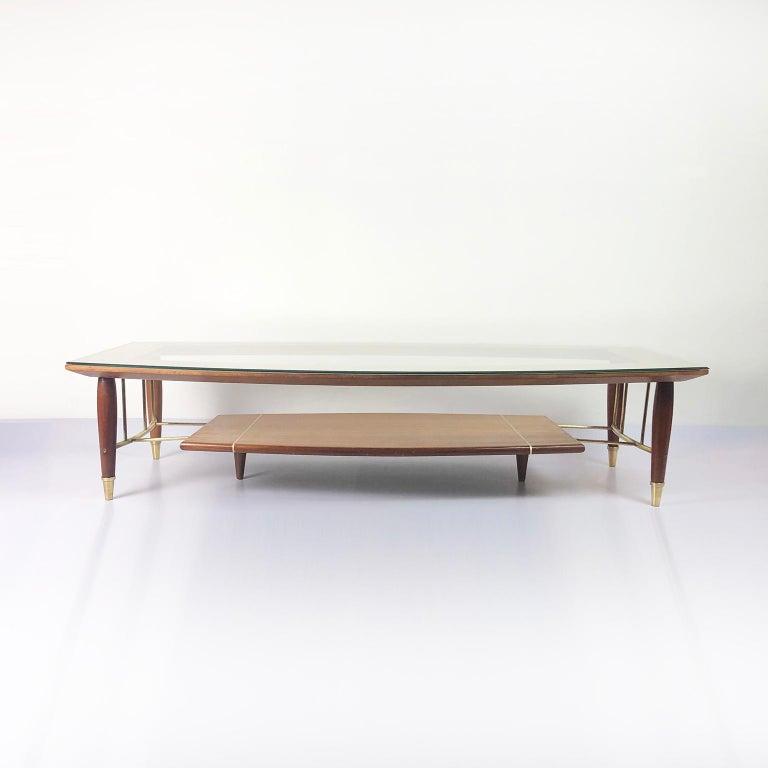 Mid-Century Modern Fantastic Set of Tables Designed by Frank Kyle For Sale