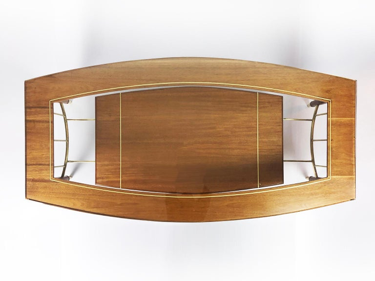 Mexican Fantastic Set of Tables Designed by Frank Kyle For Sale