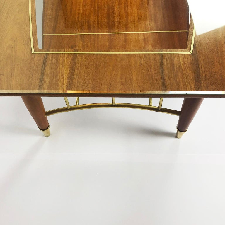 Inlay Fantastic Set of Tables Designed by Frank Kyle For Sale