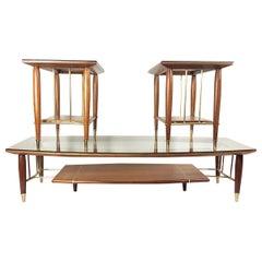 Fantastic Set of Tables Designed by Frank Kyle