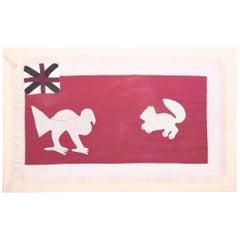 Fante Asafo Flag