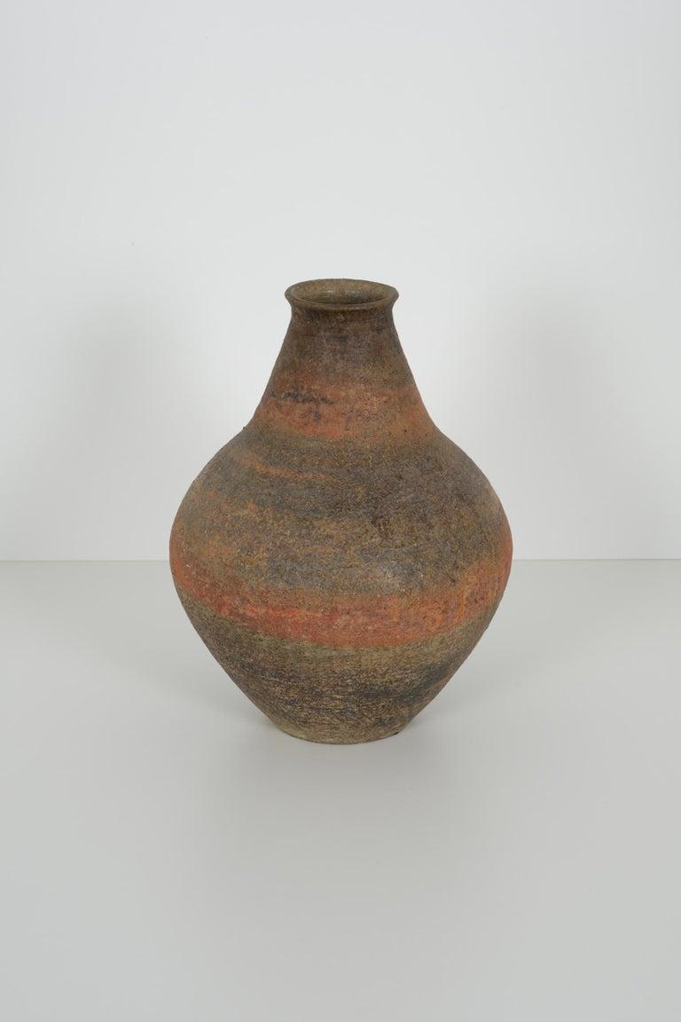 Mid-Century Modern Fantoni Blub Shaped Vase For Sale