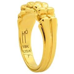 """FARBOD 18 Karat Yellow Gold Ring """"Renaissance"""""""