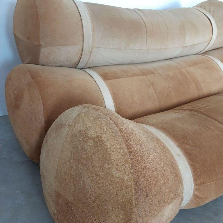 Mid-Century Modern Fardos Sofa by Ricardo Fasanello For Sale
